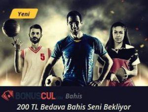 MobilBahis 200 TL Bedava Bonus Kampanyası