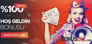 Tipobet365 İlk Para Yatırma Bonusu %100