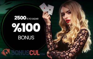 Bets10 Canlı Casino Bonusu 2.500 TL